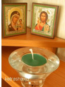 делаем свечи своими руками