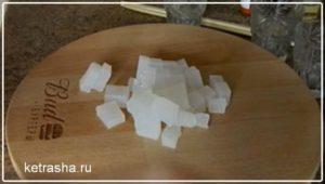 рецепт домашнего мыла для начинающих